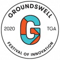 Groundswell Festival of Innovation  logo